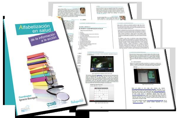 Libro sobre Alfabetización en salud