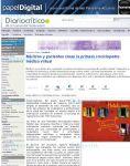 Captura de Panorama Actual: Médicos y pacientes crean la primera enciclopedia médica virtual