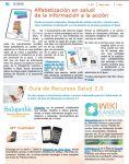 Captura de Guía de recursos Salud 2.0
