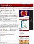 Captura de El Heraldo: Salupedia, enciclopedia médica virtual.