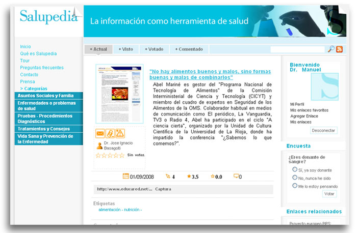 Captura Salupedia - ficha enlace