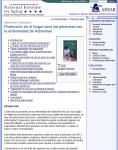 Captura de http://www.nia.nih.gov/Alzheimers/Publications/proteccion.htm