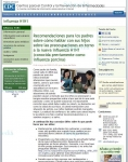 Captura de http://www.cdc.gov/h1n1flu/espanol/padres/padres-hablar-con-hijos.htm