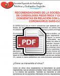 Captura de https://serviciopediatria.com/wp-content/uploads/2020/03/RECOMENDACIONES-DE-LA-SOCIEDAD-ESPA%C3%91OLA-DE-CARDIOLOG%C3%8DA-PEDI%C3%81TRICA-Y-CARDIOPAT%C3%8DAS-CONG%C3%89NITAS-EN-RELACI%C3%93N-CON-LA-CRISIS-DEL-CORONAVIRUS-SARS-CoV-2.pdf
