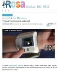 Captura de http://www.elblogderosa.es/autocuidados-2/tomar-la-tension-arterial/