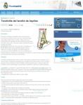 Captura de http://www.sanitas.es/RealMadrid/MedicinaDeportiva-Lesiones/lesion-detalle/Tendinitis-del-tendon-de-Aquiles/?idLesion=72