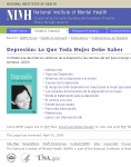 Captura de http://www.nimh.nih.gov/health/publications/espanol/depresion-lo-que-toda-mujer-debe-saber/index.shtml