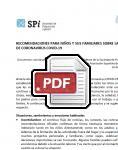 Captura de https://serviciopediatria.com/wp-content/uploads/2020/03/RECOMENDACIONES-PARA-NI%C3%91OS-Y-SUS-FAMILIARES-SOBRE-LA-PANDEMIA-DE-CORONAVIRUS-COVID-19_SPI.pdf