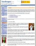 Captura de http://www.lasdrogas.info/index.php?op=Padres&link=Prevenir