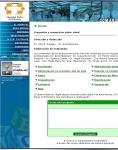Captura de http://www.elizalde.gov.ar/comunidad/salud.asp