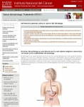 Captura de http://www.cancer.gov/templates/doc.aspx?viewid=a10f75e3-8748-454a-a48b-496273601872&sectionid=1&version=0