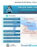 Captura de http://www.madridsalud.es/salvaunavida.htm